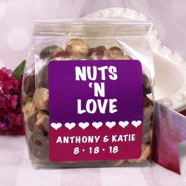 Nuts 'N Love  4oz R/S Hazelnuts