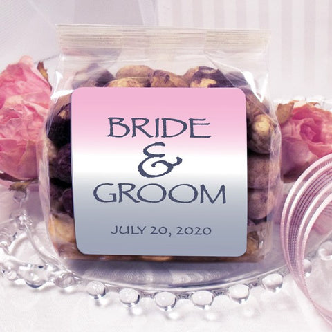Bride & Groom  4oz R/S Hazelnuts