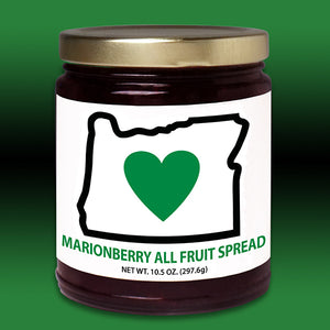 HIO Marionberry All Fruit Spread 10.5oz