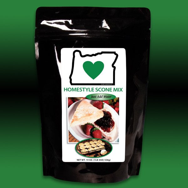 HIO Homestyle Scone Mix 12oz