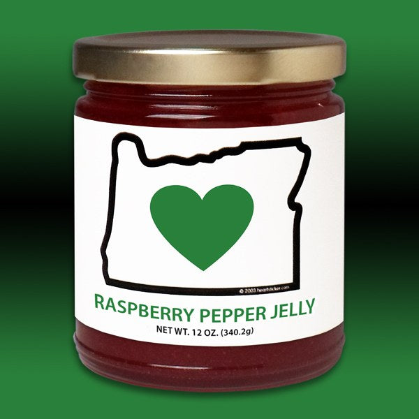 HIO  Raspberry Pepper Jelly