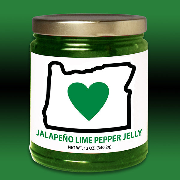 HIO  Jalapeno Lime Pepper Jelly