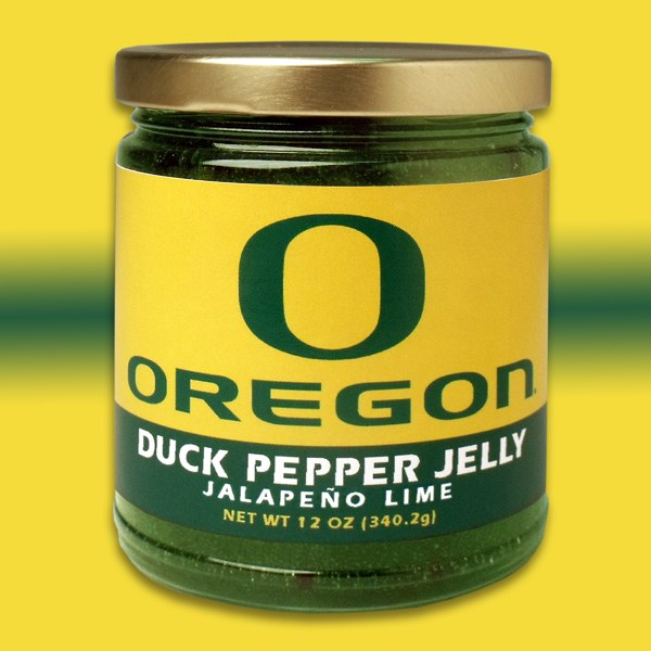UO Duck Pepper Jelly - Jalapeno Lime 12oz