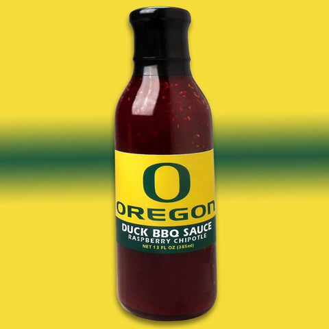 UO Duck BBQ Sauce - Raspberry Chipotle 13oz