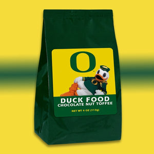 UO Duck Food 4oz