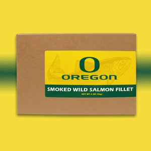 UO Smoked Wild Salmon Fillet 2oz
