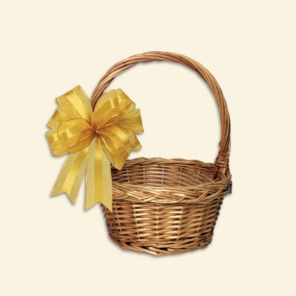 Small Basket + Cello & Bow