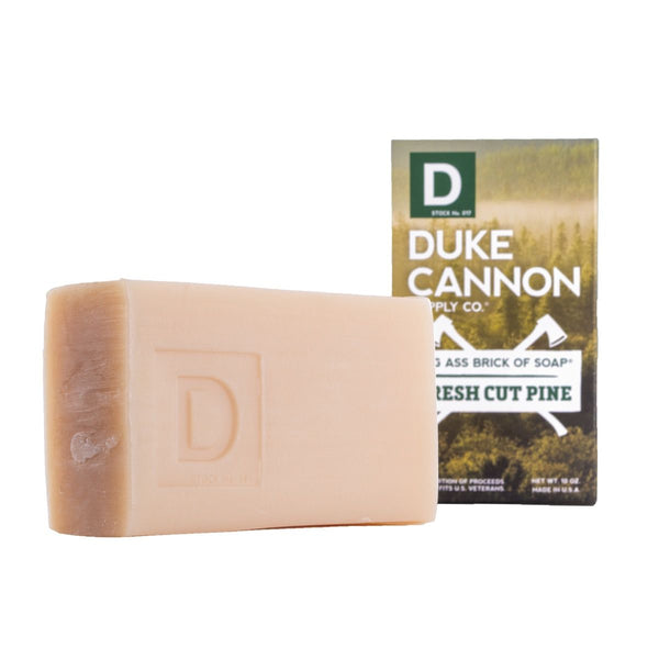 Big Ass Fresh Cut Pine Soap