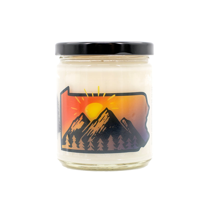 Pennsylvania State of Adventure Candle