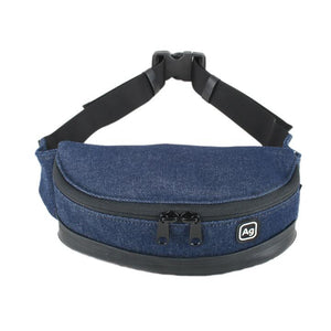Capital Blue Jean Denim Hip Pack by Alchemy Goods