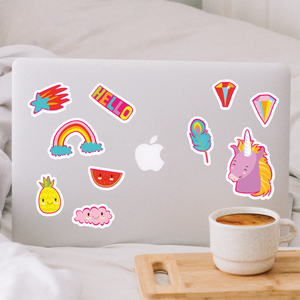 Unicorn Friends Sticker Pack