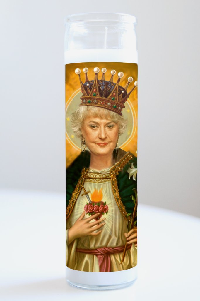 Dorothy Zbornak (Golden Girls) Idol Candle