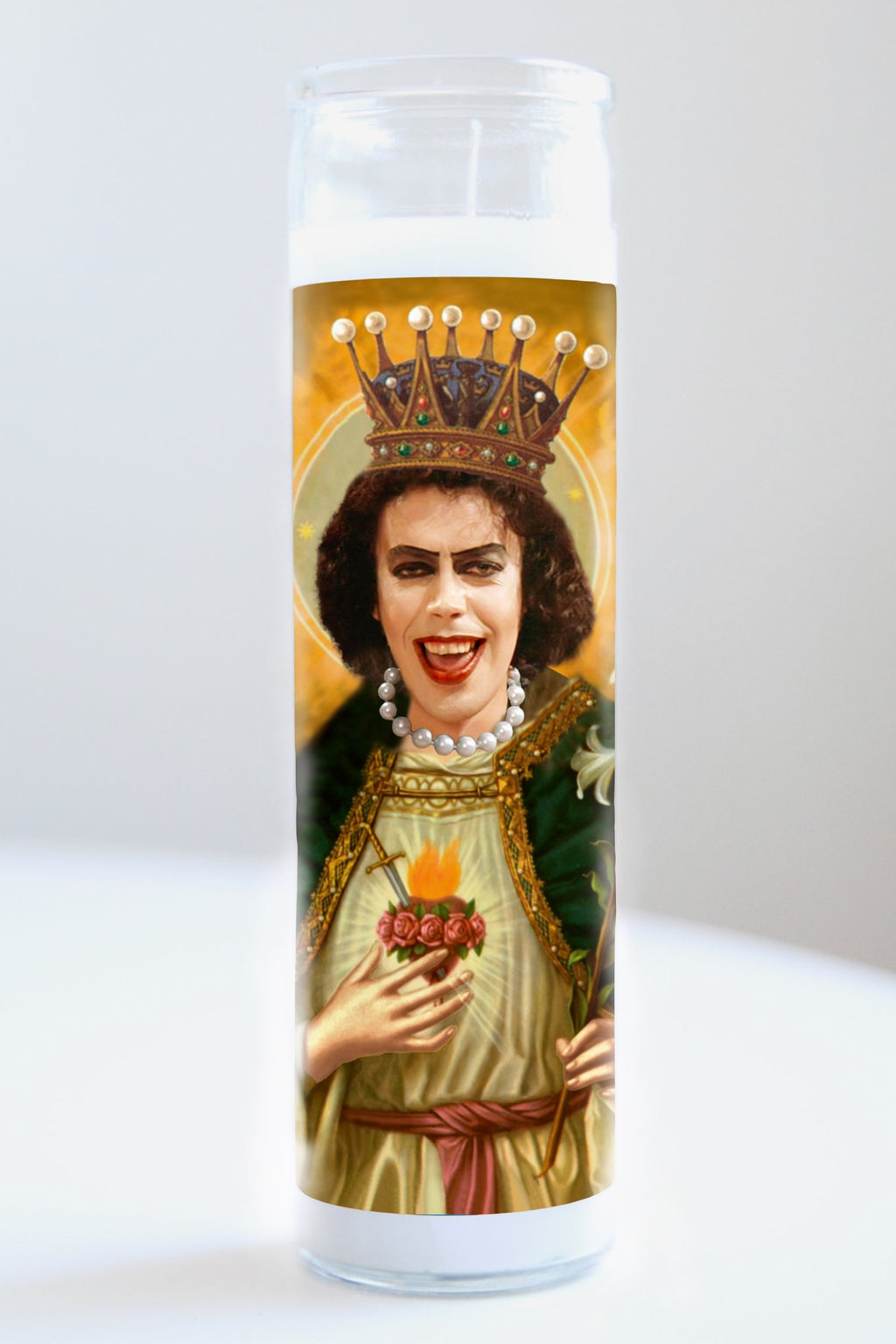 Frank N. Furter Idol Candle