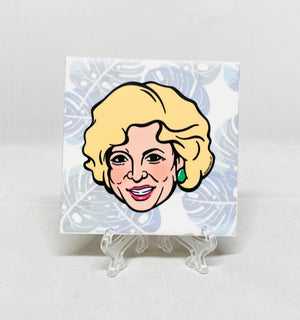 Golden Girls Coasters ~ Set of 4