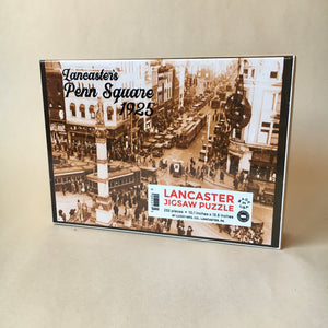 252-Piece 1925 Penn Square in Lancaster, PA Puzzle