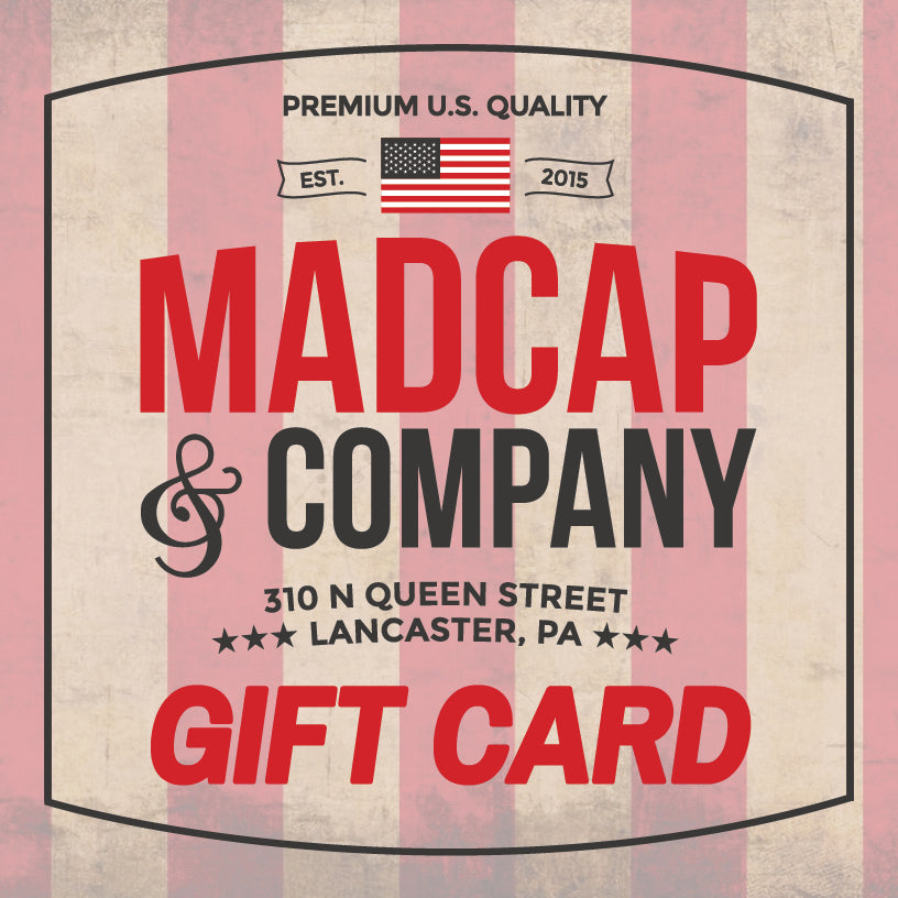 Madcap and Company Gift Card
