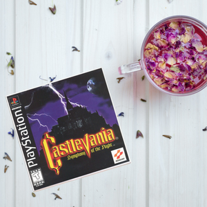 CastleVania PS1 Tile Coaster
