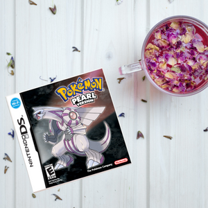 Pokemon Pearl Nintendo DS Tile Coaster