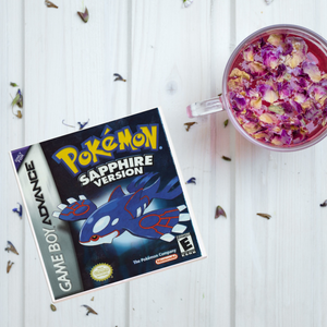 Pokemon Sapphire Game Boy Advance Tile Coaster