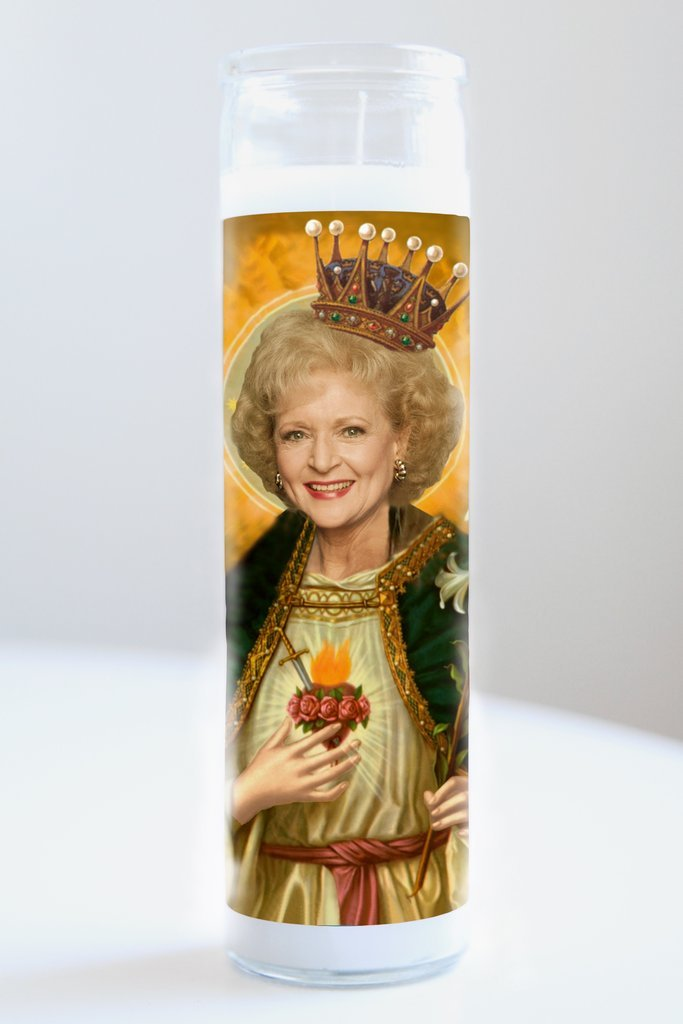Rose Nylund (Golden Girls) Idol Candle