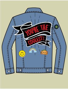 Jean Jacket All Occasion Card