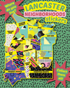 South Side Lancaster Pennsylvania Neighborhood - 80s TV Sticker