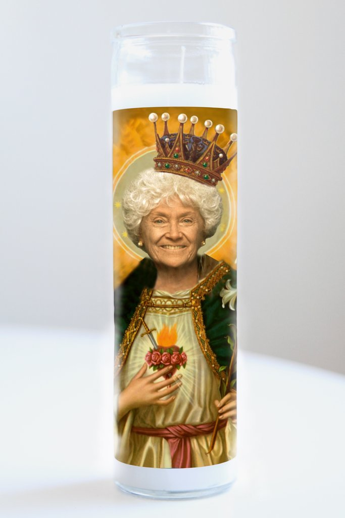 Sofia Petrillo (Golden Girls) Idol Candle