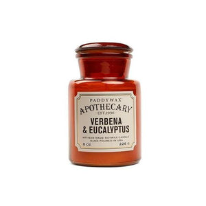 Apothecary Collection ~ Verbena & Eucalyptus