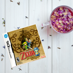Zelda Phantom Hourglass Nintendo DS Tile Coaster