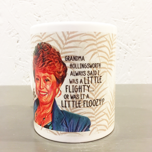 Golden Girls Coffee Mug - Blanche