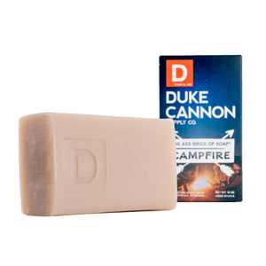 Duke Cannon's Big Ass Campfire Soap