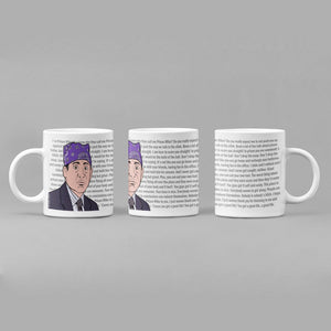Prison Mike Coffee Mug - The Office (US)