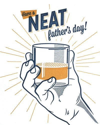 Neat Father's Day Card