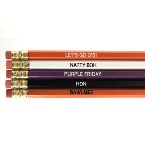 Handmade Baltimore Pencils
