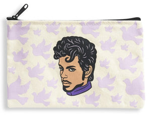 Prince Canvas Pouch by The Found