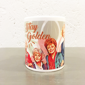 Golden Girls Coffee Mug - Stay Golden