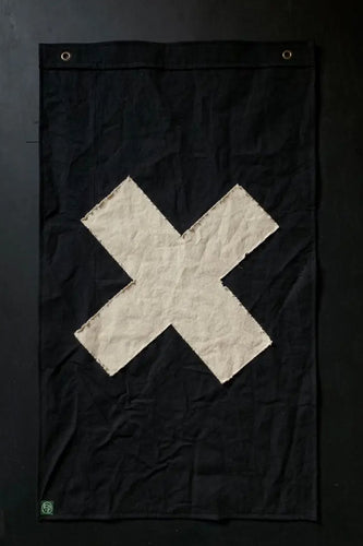 X Marks the Spot Banner