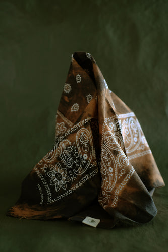 Bandana - Weathered Black