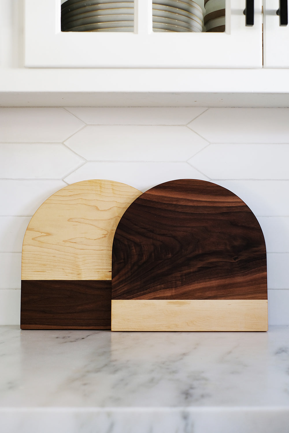 Half Moon Cutting Board