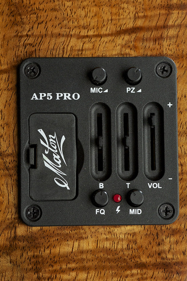 Maton's AP5 Pro: The Best Acoustic Pickup in the World