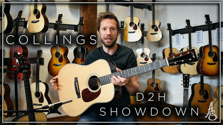 Collings D2H Showdown