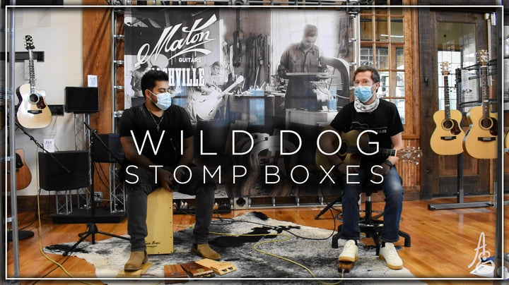 Wild Dog Stompboxes