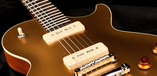 Collings Electric Neck Profiles
