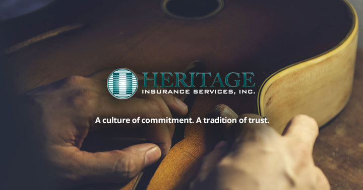 Insurance for your guitar collection - Best Practice