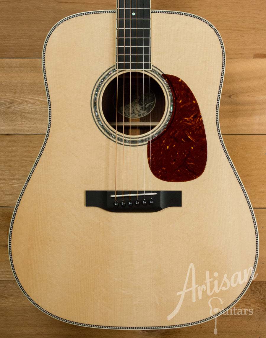 Collings D2HA Adirondack Spruce and Cocobolo Pre-Owned 2015 ID-11056