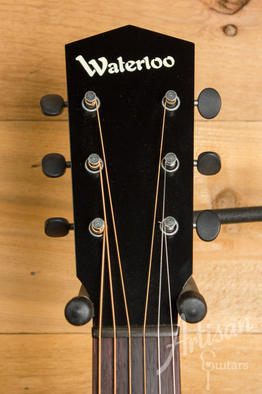 Waterloo WL-12X Maple Guitar with Truss Rod and Sunburst Finish ID-10959