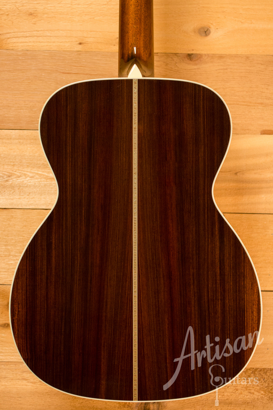 Collings OM2H T Guitar Sitka Spruce and Indian Rosewood ID-10862