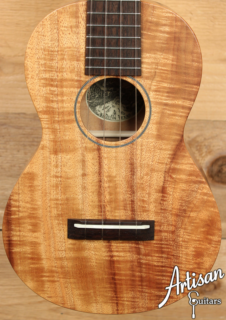Collings UC1K Koa Satin Finish ID-7114 - Artisan Guitars