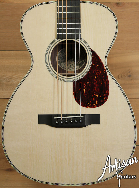 Pre-Owned 2012 Collings Baby 2HG German Spuce and Indian Rosewood ID-6570