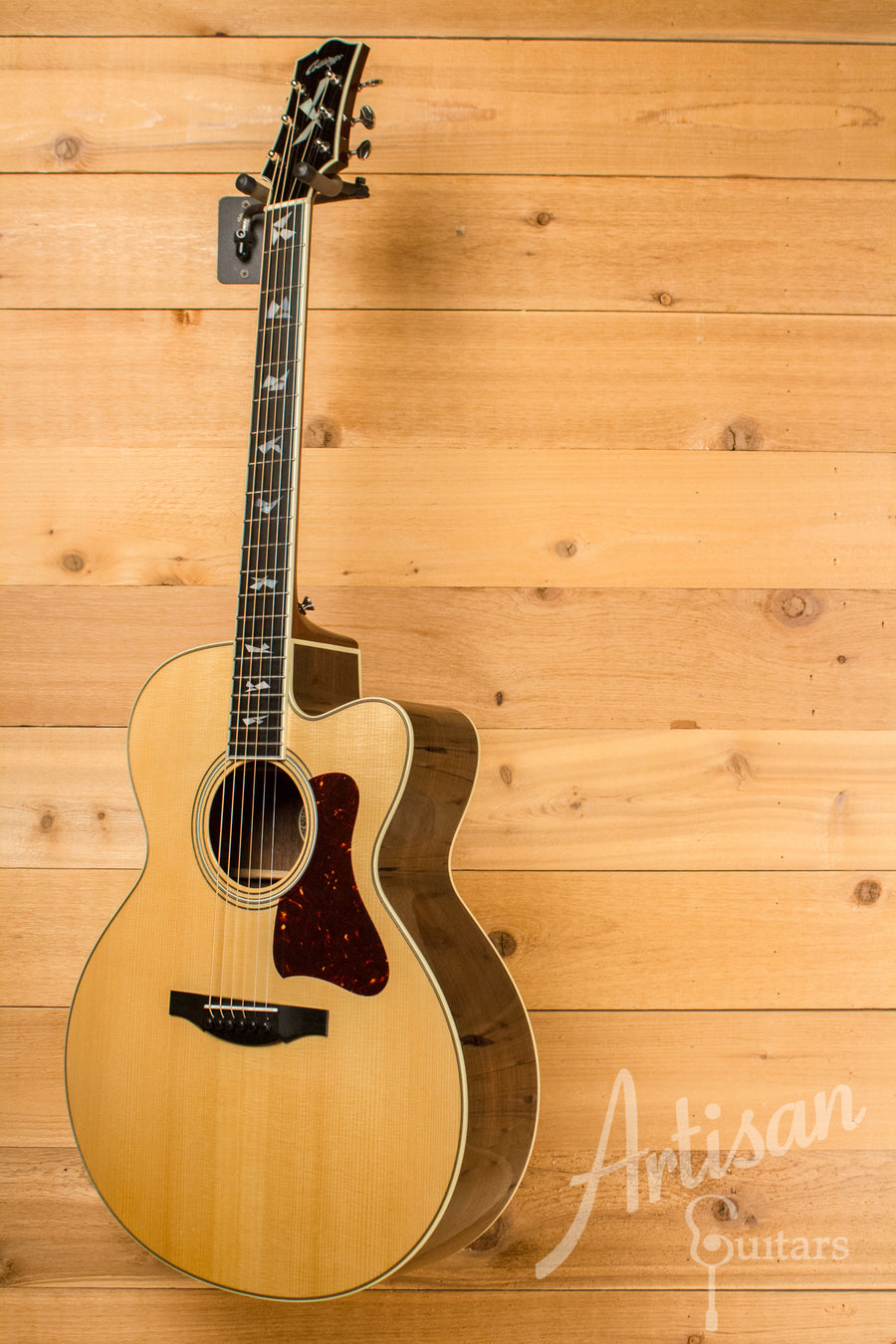Collings Custom SJ Adirondack Spruce and Indian Rosewood Pre-Owned 2005 ID-10740